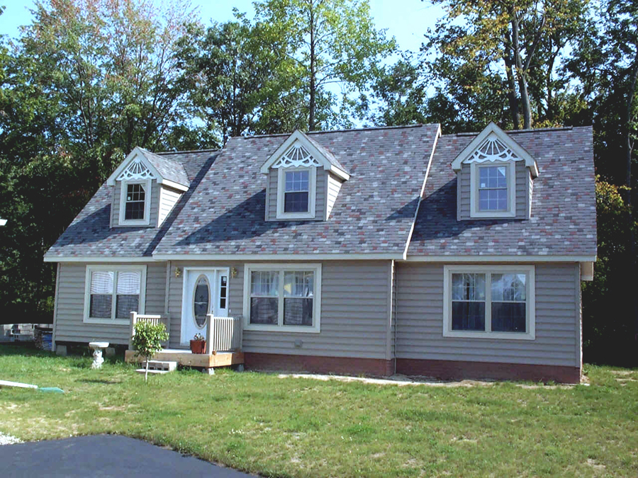 Modular homes cape cod style home design and style Cape cod model homes