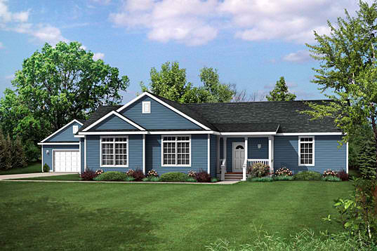 Most popular styles of modular home legendary homes inc for Ranch style home builders