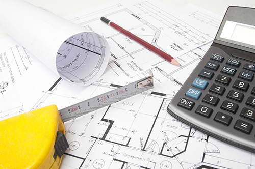 How much does modular home construction cost legendary for Blueprint estimator