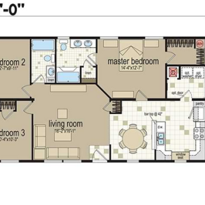 Creating A Perfect Floor Plan For Hud Code Home