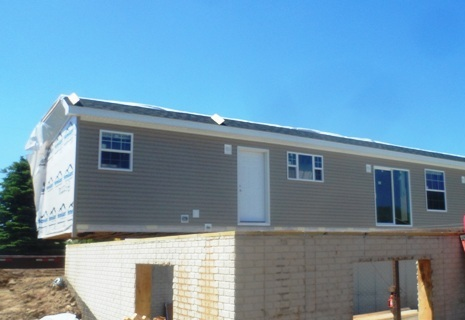 Steps on how general contractors realize the modular homes for Modular homes with basement