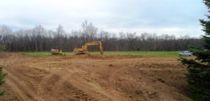 Clearing The Lot for Modular Homes