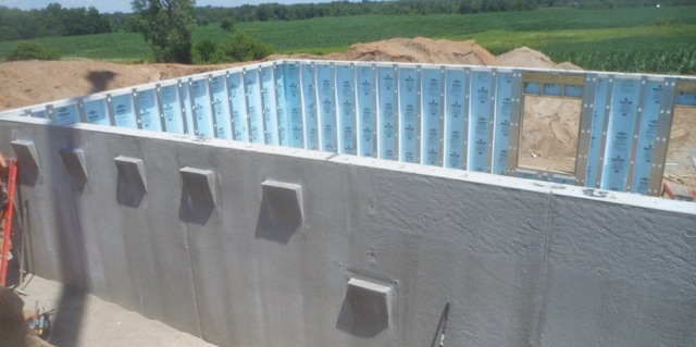 Importance of precast concrete to modular home for Concrete home contractors