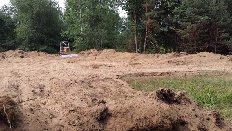 Digging a Basement
